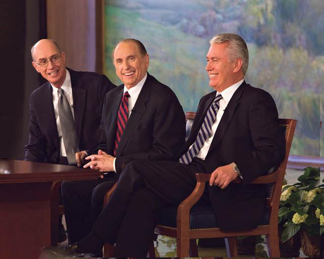 mormon-leaders