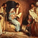 Birth of Jesus Christ--christmas