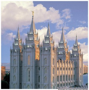 """""""Mormon Underwear,"""" properly called garments, are worn to remember Mormons of the covenants they make in the Mormon temple."""