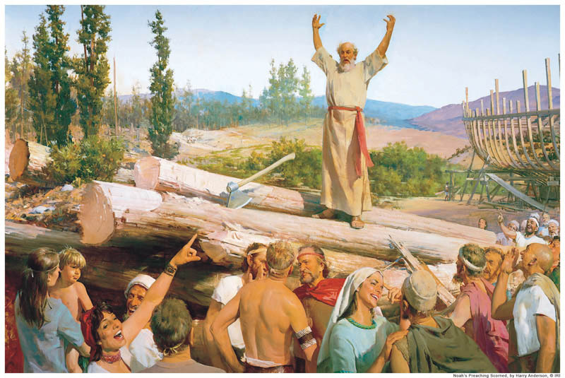 Mormon Hymn: Who's On the Lord's Side?