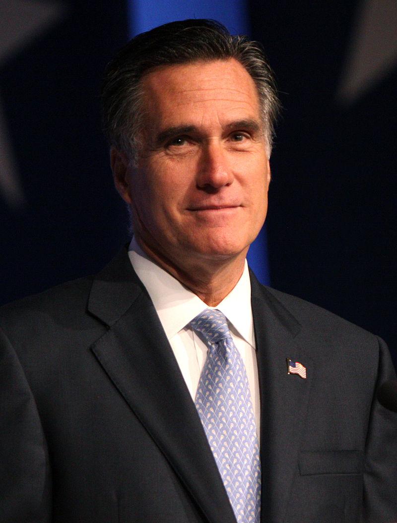 mitt romney mormon