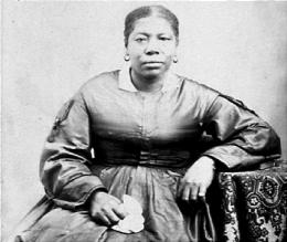 Jane Manning James was a black Mormon pioneer
