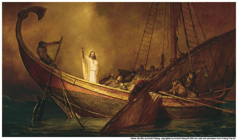 Overcome Fear with Faith Mormon