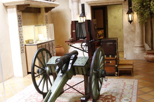Mormon Battalion Visitor's Center Mormon History