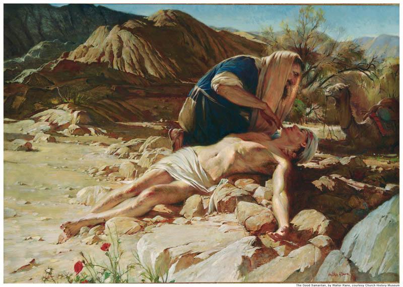 Applying the gospel of Jesus Christ Mormon