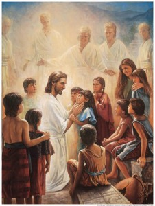 The Book of Mormon testifies of Jesus Christ.