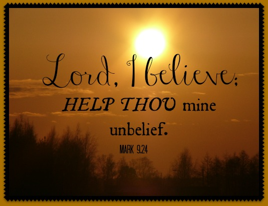 Lord, I Believe