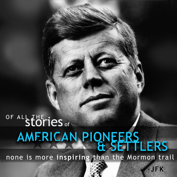 JFK's Mormon Connections: A Tabernacle Speech and a Missionary Greeting