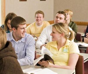 Institute of Religion Mormon students