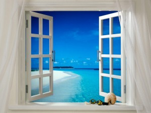 I want to be a window to God's love