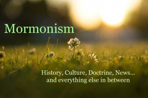 Mormonism To read more of Terrie's articles, click the picture.