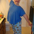 Boy who has Down Syndrome--Glory Me!