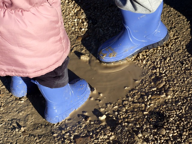 Attitude: Relishing in the Ruined Puddle