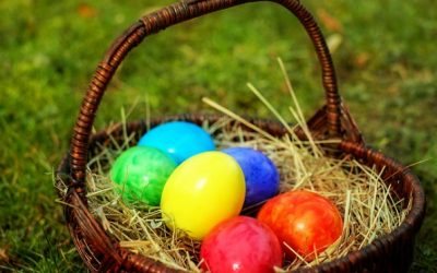Finding Christ in this Year's Easter Egg Hunt