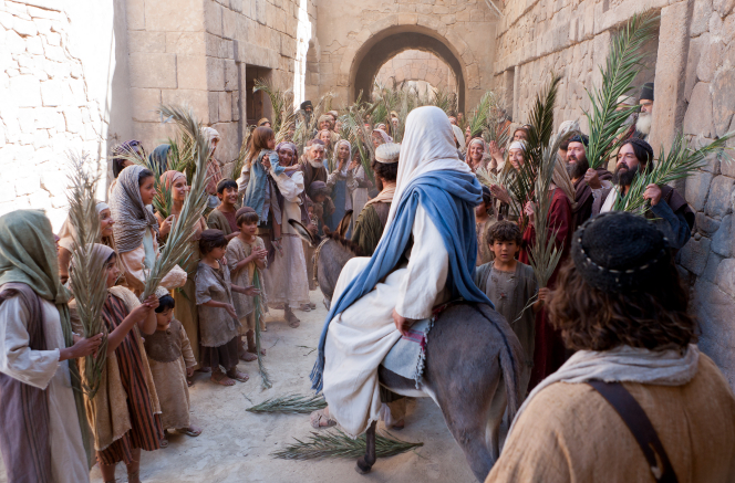 Holy Week: Lord I Would Follow Thee