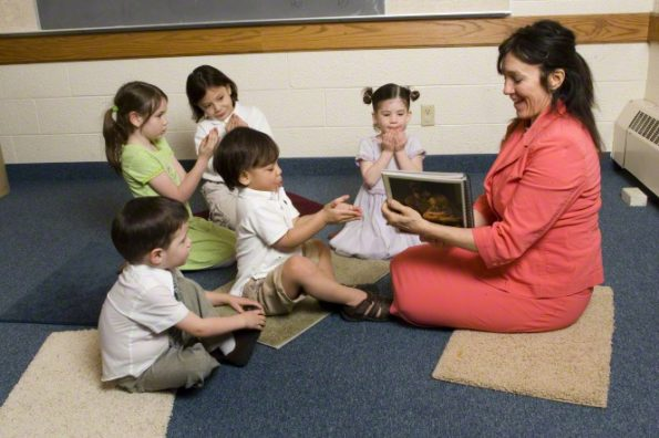 Games to Play in LDS Nursery Class