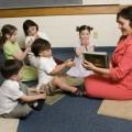 Mormon teacher of children