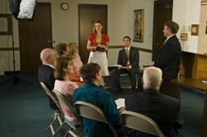 Sunday School teaching