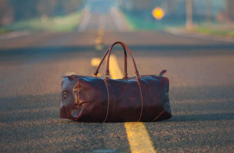 Forgiving and Moving on: Pack Lightly