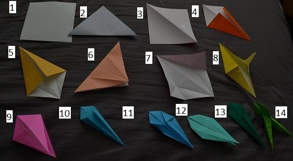 origami pliers