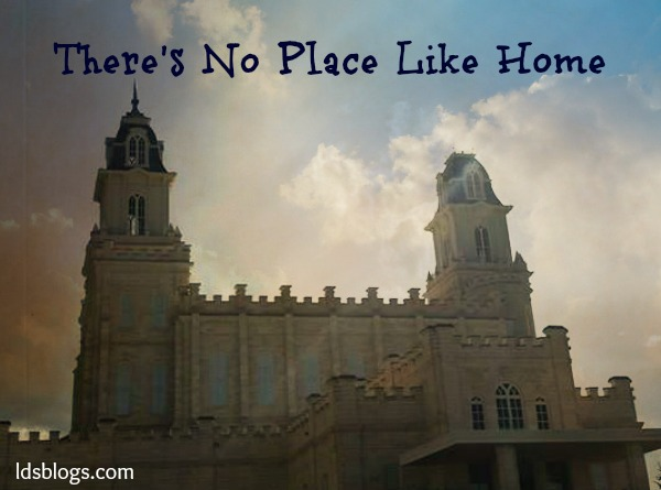 Mormon Temple: No Place Like Home