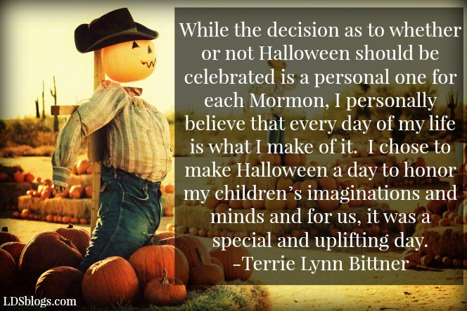 Do Mormons Celebrate Halloween?