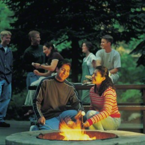 teenagers-around-camp-fire-185339-gallery