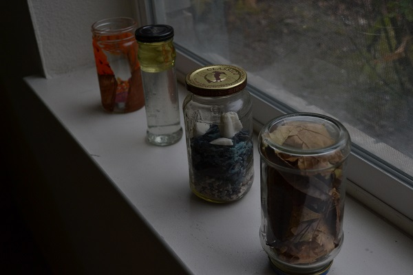 Upcycling: Left a Jar