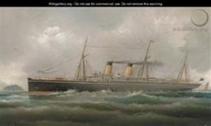 Steamship Teutonic