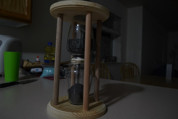 Crafting – Through a Glass Darkly