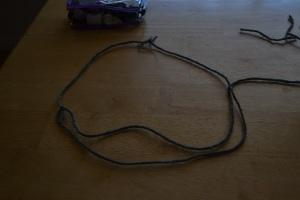 String for making beard