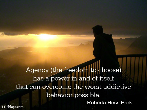 The Power of Agency with Addiction