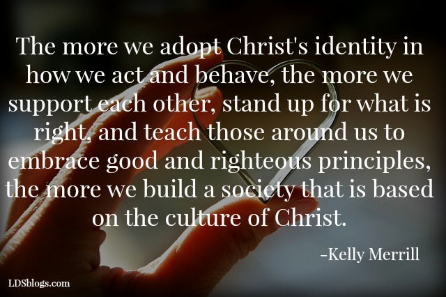 Adopt the Culture of Christ