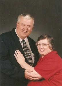 Tudie Rose and husband