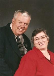 Tudie and husband