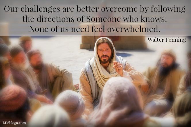 Not Overwhelmed