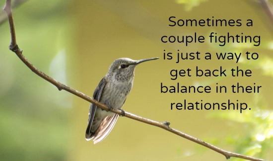 Love At Homeostasis: The BioMechanics of Marriage