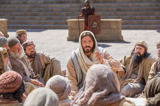 life and teachings of jesus Christian teachings  jesus makes this clear in the  christianity says that having money is wrong if money becomes the main focus of a person's life,.