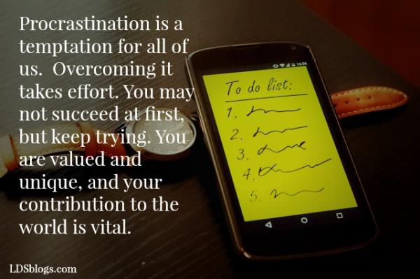 Anti-procrastination Day