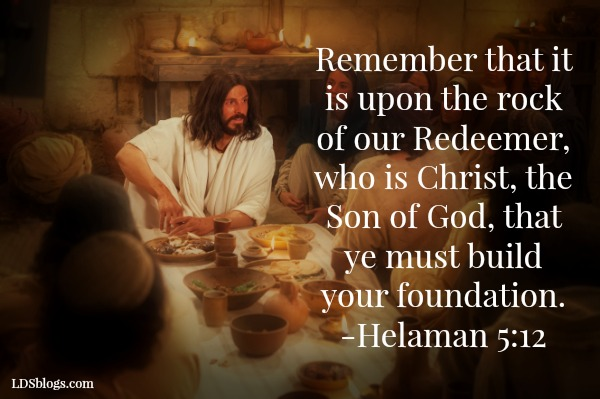 jesus our spiritual foundation The foundations of our spiritual lives lie in the  fourth in our list of the spiritual foundations is  have no real spiritual foundation jesus promised that.