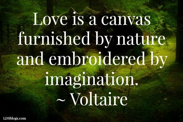 Love's Canvas