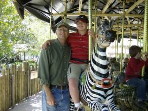 WAP Joey & Dad Zebra 2