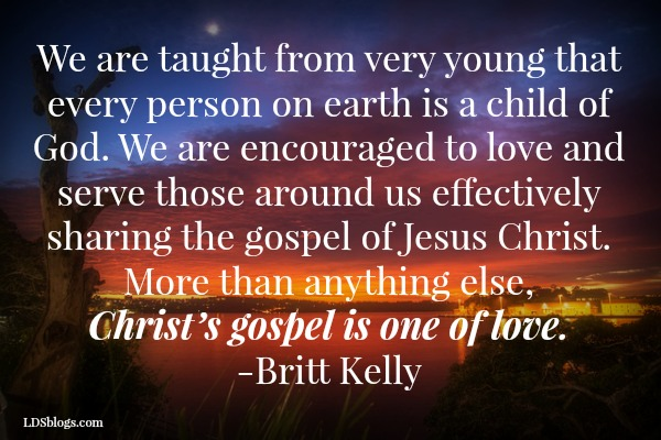 Why We Do Missionary Work