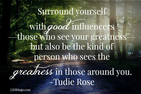 Do Your Influencers See Your Greatness?