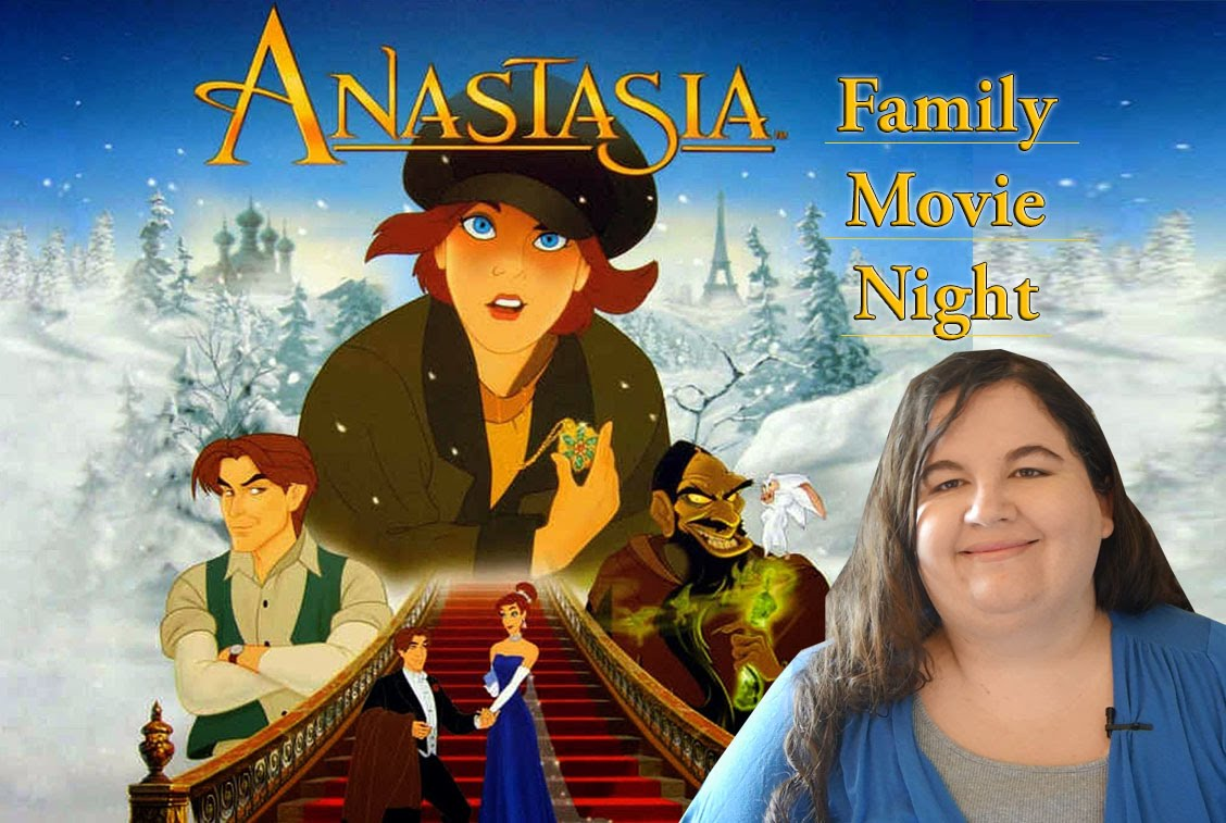 Family Movie Night: Anastasia