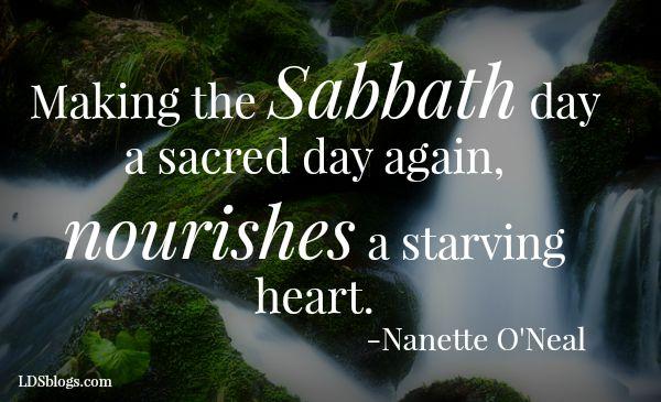 Sabbath Harvest