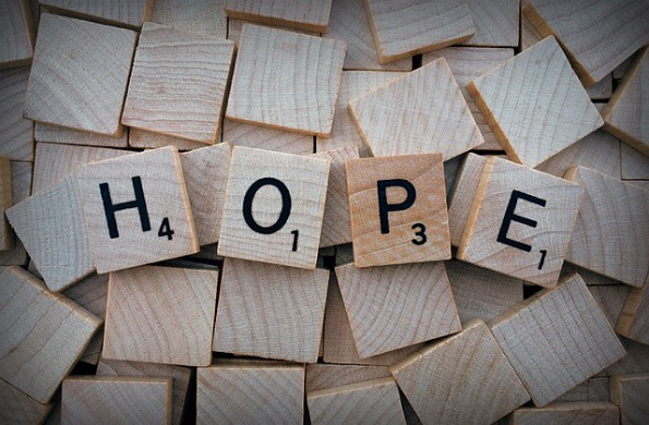 Hope and Optimism are Powerful