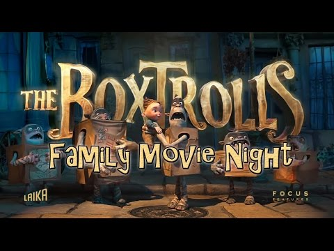 Family Movie Night: Box Trolls