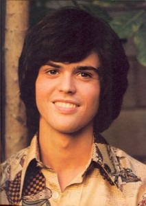 Young Donnie Osmond