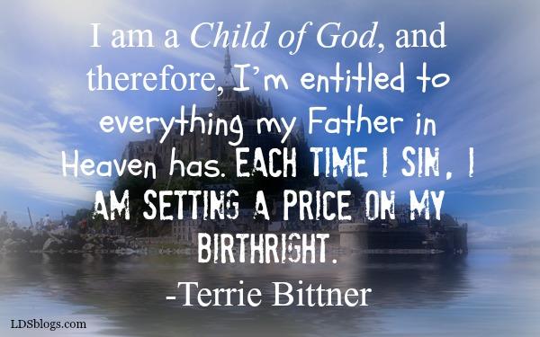 The Price of My Birthright